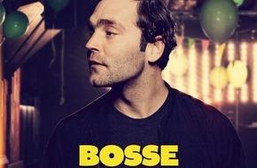 """Universal International Division: BOSSE - Das sechste Album ENGTANZ erscheint am 12. Februar, zur Einstimmung gibt es das Video zur Single """"Steine"""""""