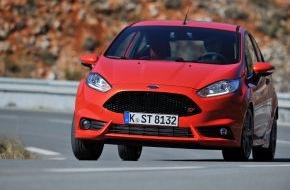 Ford-Werke GmbH: Ford Fiesta ST: Erst ein Jahr auf dem Markt, weltweit schon 22 Preise und Auszeichnungen gewonnen (FOTO)