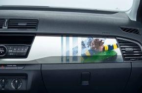 Skoda Auto Deutschland GmbH: Der neue SKODA Fabia: individuell dekoriert