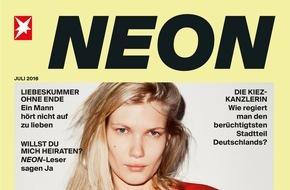 """Gruner+Jahr, NEON: Rapper Cro im NEON-Interview: """"Wenn du auf dem Klavier die Mondscheinsonate rausdonnern kannst, verliebt sich jedes Mädchen in dich."""""""