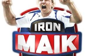 "Sky Deutschland: Ex-Bundesliga-Kicker Maik Franz geht aufs Ganze: ""Iron Maik - Sport am Limit"" auf Sky Sport News HD"