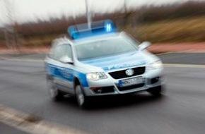 Polizeipressestelle Rhein-Erft-Kreis: POL-REK: Verkehrsunfall auf Kreisstraße - Elsdorf