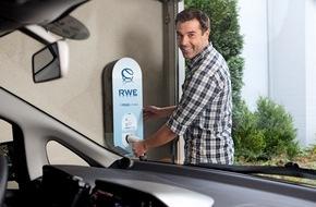 RWE Effizienz GmbH: RWE Ladebox für Elektroautos: Jetzt zu Hause Energie tanken