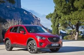 Mazda: Edle Gefährten: Mazda legt attraktive CX-5 Sondermodelle auf
