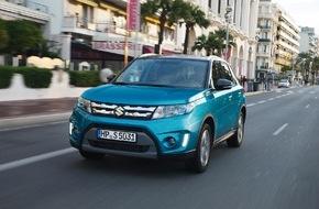 Suzuki International Europe GmbH: Suzuki verkündet Preise und Ausstattungslinien für den neuen Vitara
