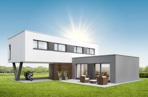SWISSHAUS: Concept visionnaire: NEO de SWISSHAUS / NEO - le concept visionnaire: SWISSHAUS construit des maisons individuelles pour les couples privilégiant le lifestyle