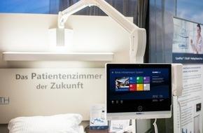 ClinicAll: Wegweisender Schritt in eine kosteneffiziente Zukunft / ClinicAll stattet Klinik mit 81 Betten aus