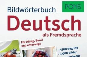 PONS GmbH: Sehen, verstehen, merken: PONS setzt auf's Visuelle (FOTO)