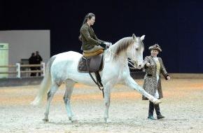 Messe Berlin GmbH: Fit für den Ritt: HIPPOLOGICA Berlin mit Expertentipps zur Reiterfitness und praktischen Lehrstunden rund um das Pferd