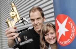 Deutsche Bundesstiftung Umwelt (DBU): Jugend forscht - Auftakt zum 44. Bundeswettbewerb