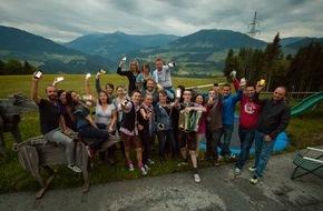 Österreich Werbung: Elite der internationalen Tourismus-Blogger entdeckt Österreich - BILD/VIDEO