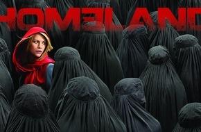 """kabel eins: Preisgekrönt: Claire Danes kämpft in der vierten Staffel """"Homeland"""" ab 10. Juli bei kabel eins"""