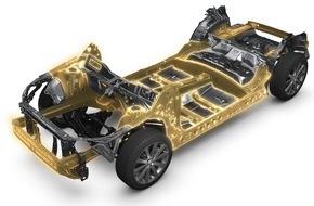 """Subaru: """"Subaru Global Platform"""": Weltweite Basis für noch bessere Fahrzeuge"""