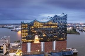 Hamburg Marketing GmbH: Elbphilharmonie Hamburg eröffnet in einem Jahr