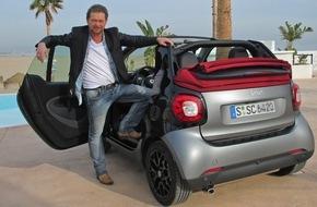 """RTL II: GRIP - Das Motormagazin: """"Das neue Smart Cabrio"""""""