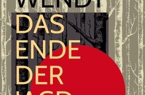 """kurto wendt: """"Das Ende der Jagd"""" - vierter Roman von Kurto Wendt im Zaglossus-Verlag erschienen - BILD"""