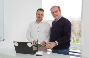 RWE Effizienz GmbH: RWE stellt Lemonbeat live internationalen Experten vor