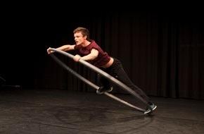 Migros-Genossenschafts-Bund Direktion Kultur und Soziales: Migros-Kulturprozent: Bewegungstheater-Wettbewerb 2016 / Herausragender Nachwuchs