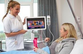 """Sky Deutschland: Sky und die Deutsche Telekom kooperieren: """"Entertain for Hospitals"""" nun auch mit Sky Sendern verfügbar"""