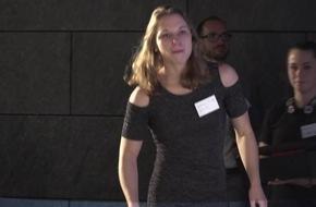 """Theresa Stoll ist Sport-Stipendiat des Jahres 2017: """"Macht mich unheimlich stolz"""""""