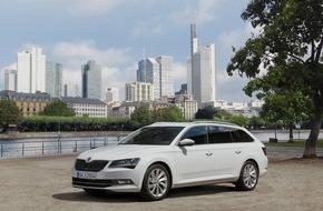 Skoda Auto Deutschland GmbH: SKODA lädt ein zur IAA-Pressekonferenz am 15. September in Halle 3, Stand A05