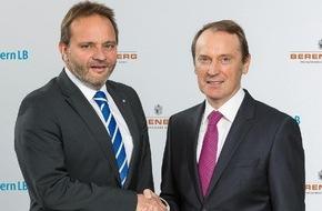 Berenberg: BayernLB und Berenberg beschließen strategische Partnerschaft