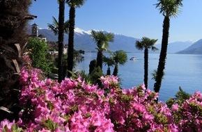 Ticino Turismo: Aufblühen im Tessin - Garten und Park News 2015