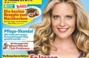 Bauer Media Group, auf einen Blick: auf einen Blick-Umfrage: Deutsche genervt von Weihnachtsartikeln im Supermarkt