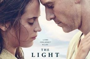 Constantin Film: THE LIGHT BETWEEN OCEANS - Weltpremiere im Wettbewerb von Venedig