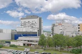 Milupa GmbH: Fulda: Neues Milupa-Werk eröffnet