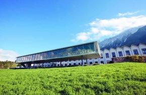 Fürstentum Liechtenstein: pafl: Aus der Hochschule wurde die Universität Liechtenstein / Abschluss eines mehrjährigen Entwicklungsprozesses (d/e)