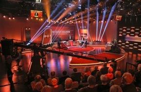SWR - Südwestrundfunk: Die Quiz-Helden: Produktionsstart für neue Show im SWR Fernsehen Ausstrahlung von 24 Folgen ab 14. Februar 2016, sonntags um 17.15 Uhr