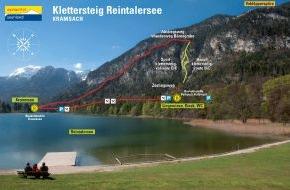 ALPBACHTAL SEENLAND Tourismus: Kraxeln und plantschen beim Reintalersee