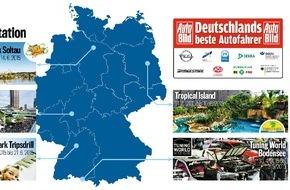 AUTO BILD: Fahrkünste und Verkehrssicherheit: AUTO BILD sucht Deutschlands beste Autofahrer