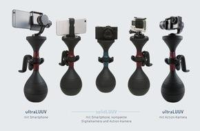 LUUV Forward GmbH: Crowdinvesting: Noch zwei Tage, um in Hardware-Startup LUUV zu investieren