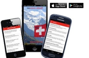 news aktuell (Schweiz) AG: sda-Tochter news aktuell launcht App für Unternehmensnachrichten (BILD/ANHANG)