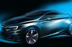 Subaru: Subaru auf der 44. Tokio Motor Show: Weltpremiere für zwei neue Konzeptfahrzeuge