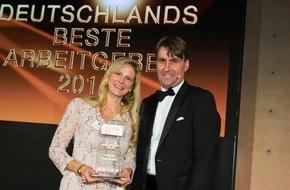 Pascoe Naturmedizin: PASCOE einer der besten drei Arbeitgeber Deutschlands