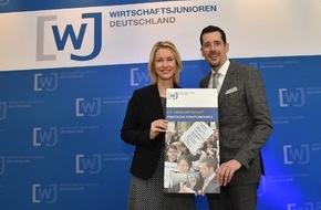 WJD Wirtschaftsjunioren Deutschland: Bundesministerin Manuela Schwesig lobt das Engagement der Jungen Wirtschaft / Die Wirtschaftsjunioren treffen sich zur Delegiertenversammlung in Schwerin