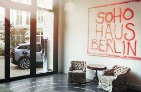 BMW Group: BMW i und Soho House geben weltweite Partnerschaft bekannt