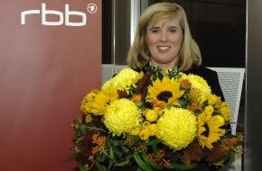Rundfunk Berlin-Brandenburg (rbb): Rundfunkrat wählt Dr. Claudia Nothelle zur neuen Programmdirektorin des rbb