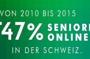 Pro Senectute: «Offline-Senioren» verlieren Anschluss an Gesellschaft