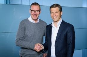 Universal Music Entertainment GmbH: Michael Kucharski verändert sich - und bleibt doch bei Universal Music
