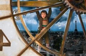 "SAT.1: OSCAR® prämierte Liebeserklärung an das Kino: Scorseses ""Hugo Cabret"" am 15. Dezember 2014 in SAT.1"