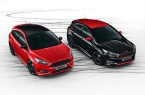 Ford-Werke GmbH: Neuer Ford Focus Sport mit exklusivem Farbstyling und dynamischen Fahreigenschaften