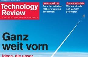 Technology Review: Technology Review: Generali-Versicherung sammelt Kundeninformationen / Lebenswandel bestimmt die Versicherungsprämie