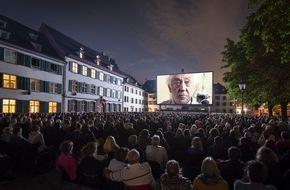 Allianz Cinema: Weiterhin unvergessliche Kinoabende auf dem Münsterplatz
