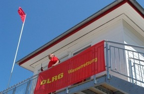 """DLRG - Deutsche Lebens-Rettungs-Gesellschaft: DLRG: Strand-Flaggen online """"sehen"""""""
