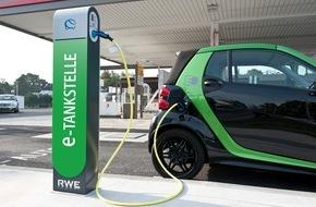RWE Effizienz GmbH: RWE-Lösung für die Tankstelle von morgen