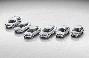 Skoda Auto Deutschland GmbH: SKODA steigert im ersten Halbjahr 2015 Auslieferungen, Umsatz und Operatives Ergebnis